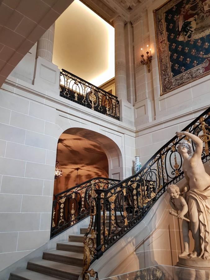 Nissim de Camondo. L'escalier d'honneur20180922_151344 (1)