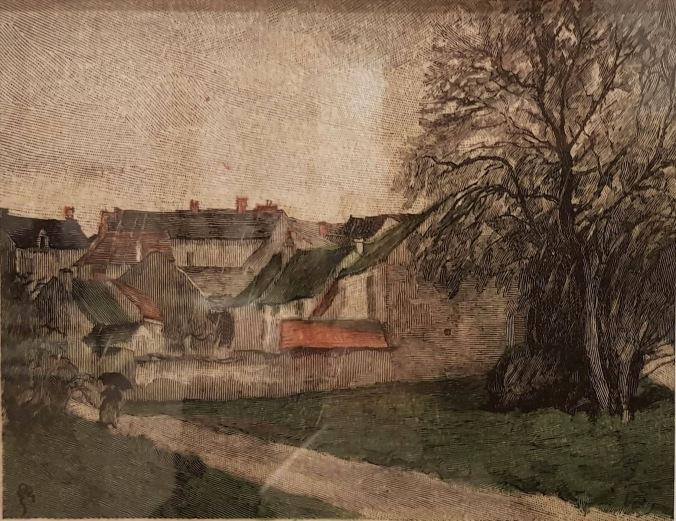Village des bords de Seine