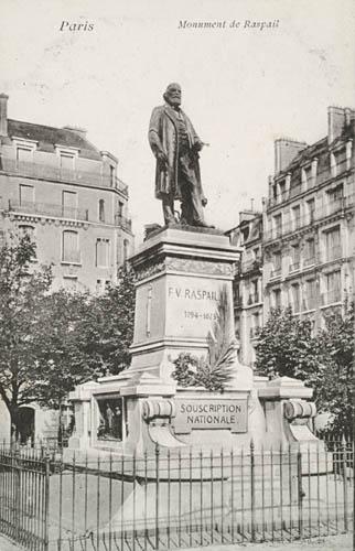 https://e-monumen.net/patrimoine-monumental/monument-a-raspail-paris-14e-arr/ Musée d'Orsay. Fonds Dubuisson)